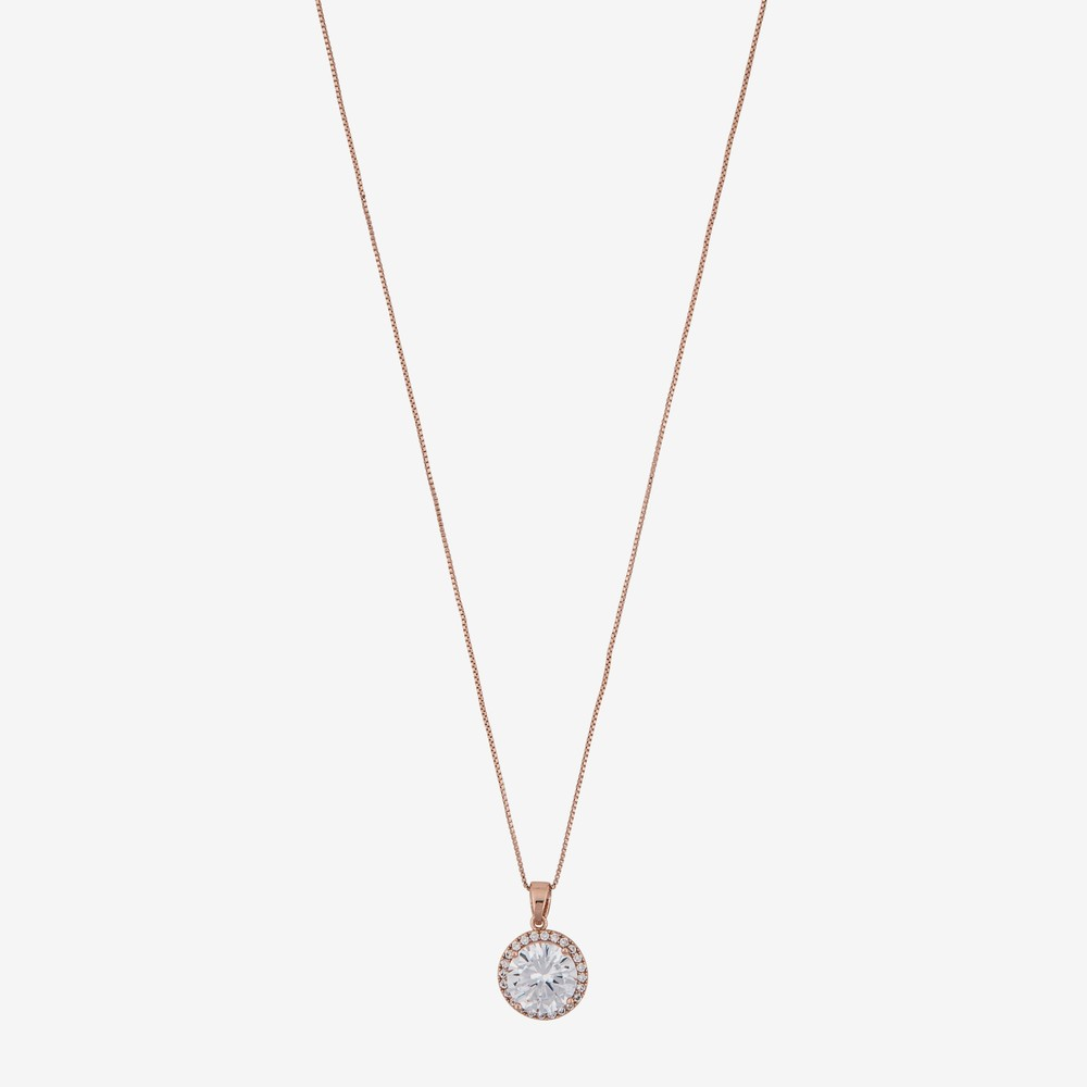 Lex Pendant Necklace
