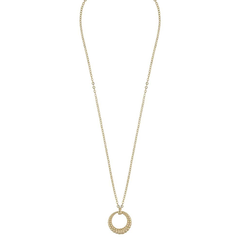 Way Round Pendant Necklace