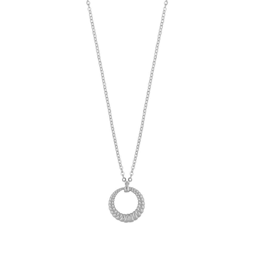Way Round Pendant Necklace