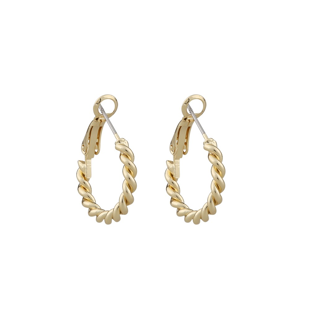 Way Small Ring Earring