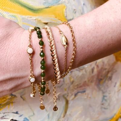 Shelly Chain Bracelet