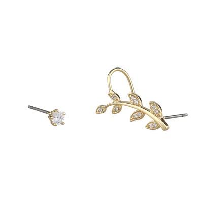 Minna Funky Branch Earring