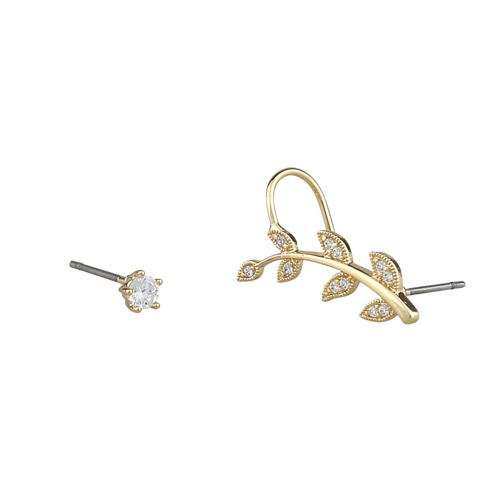 Minna Funky Branch Earring