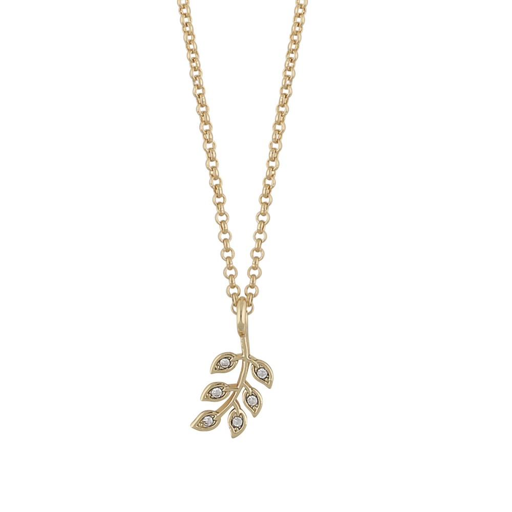 Minna Pendant Necklace Branch