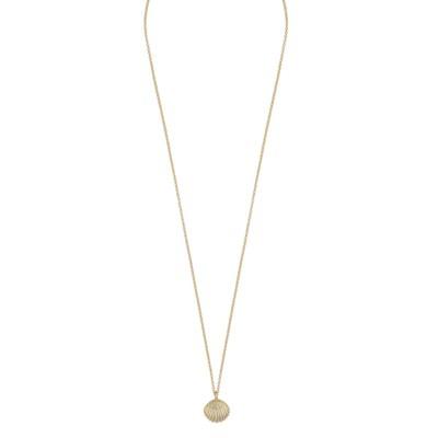 Minna Pendant Necklace Shell