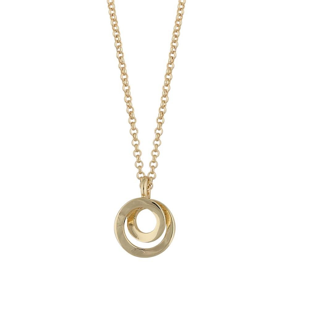 Minna Pendant Necklace Twist