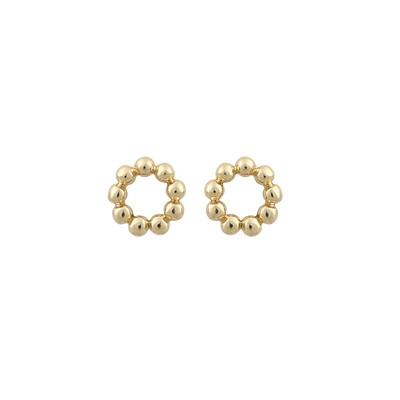 Minna Small Ball Earring