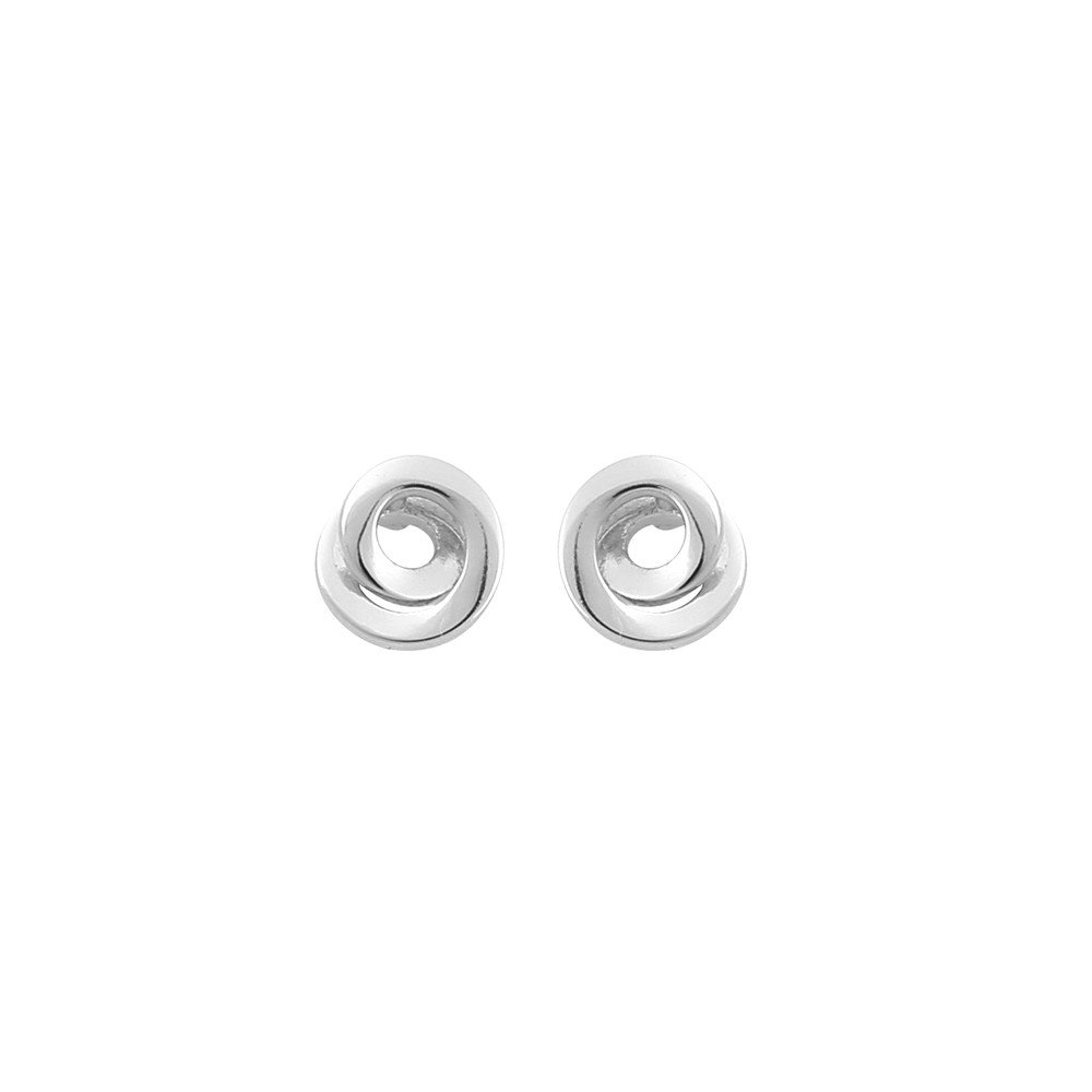 Minna Small Twist Earring