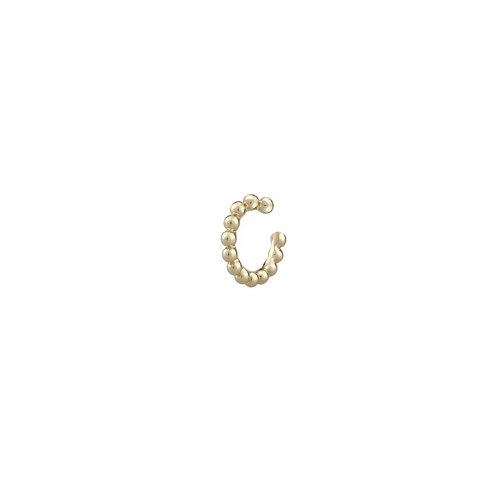 Minna Cuff Ball Earring