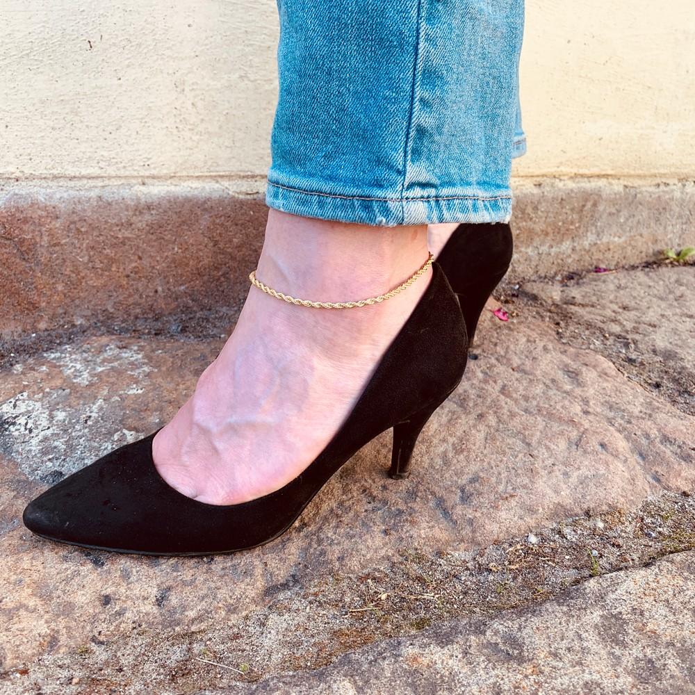 Anklet Hege