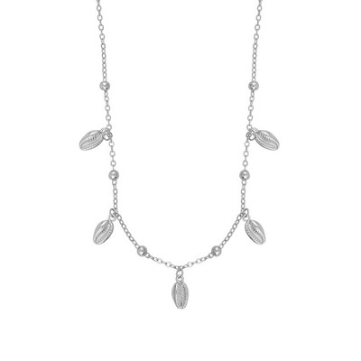 Shelly Charm Necklace