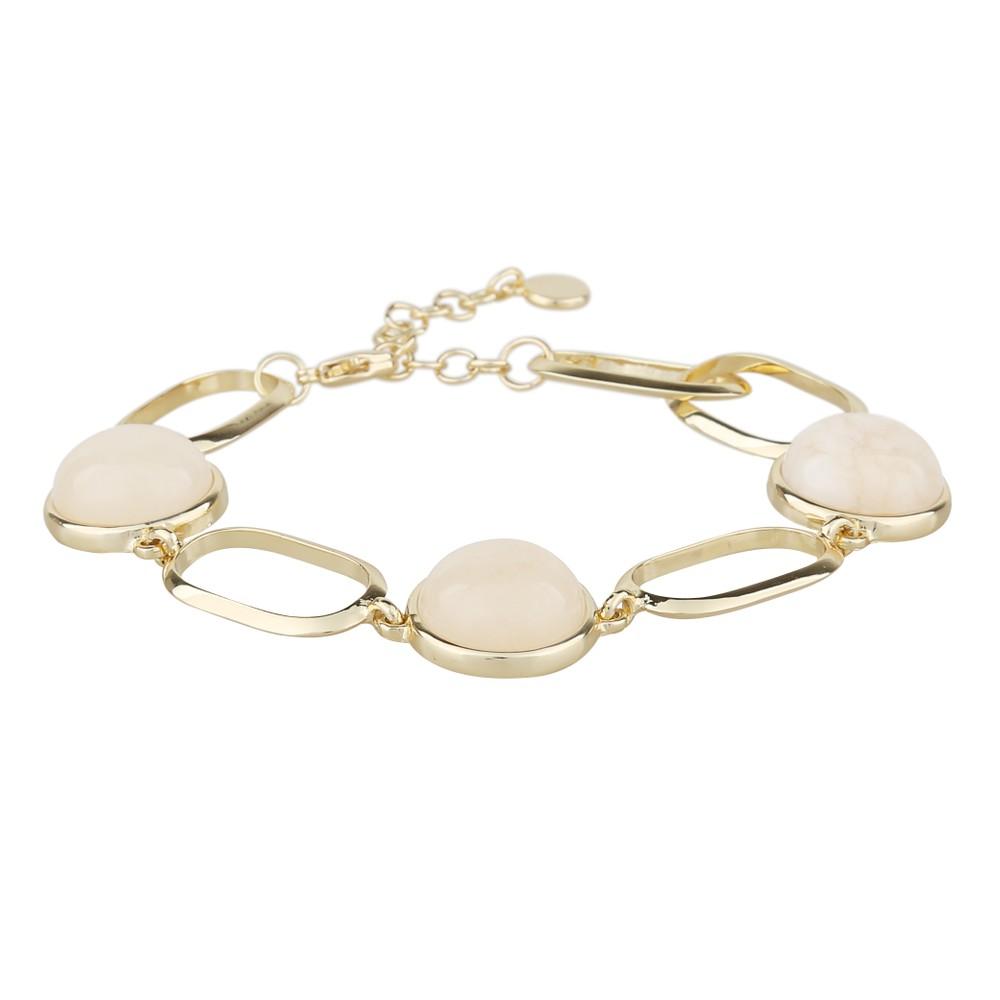 Agatha Big Stone Bracelet