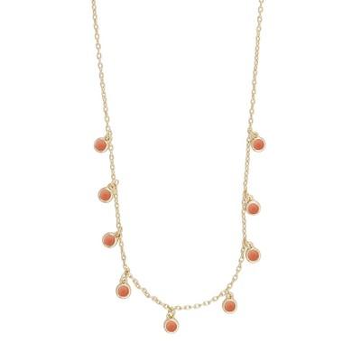 Agatha Charm Necklace
