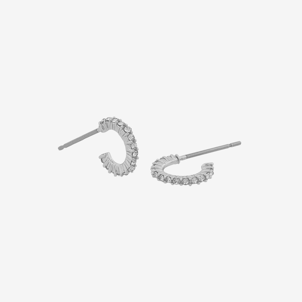 Lily Small Oval Earring
