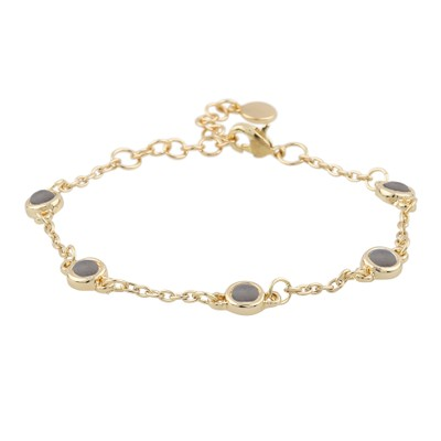 Agatha Small Chain Bracelet