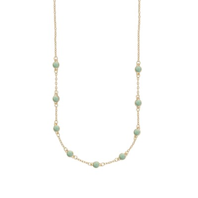 Agatha Small Chain Necklace