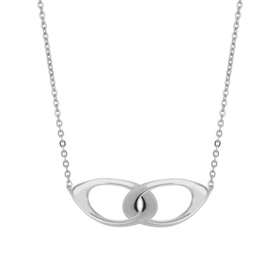 Dion Oval Chain Necklace