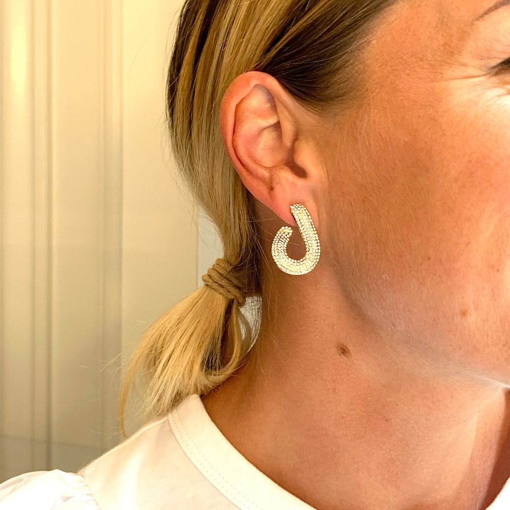 Later Loop Earring