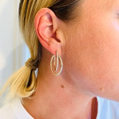 Later Ring Earring