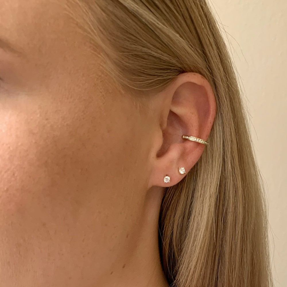 Later Small Cuff Earring