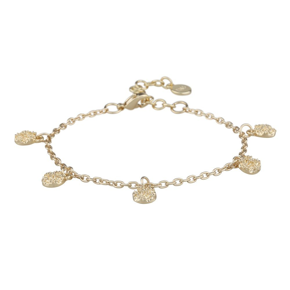 Light Small Charm Bracelet