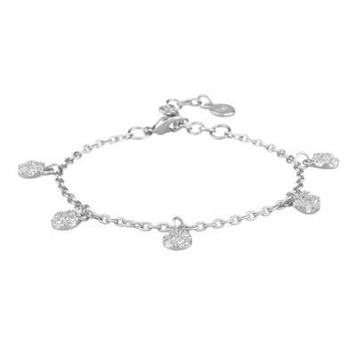 Light Small Charm Bracelet