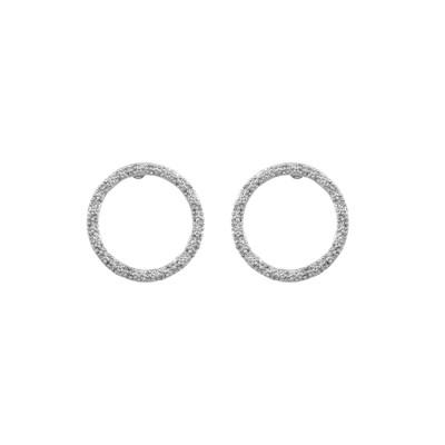 Light Small Ring Earring