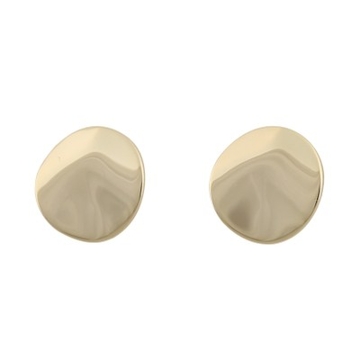 Phoebe Big Coin Earring