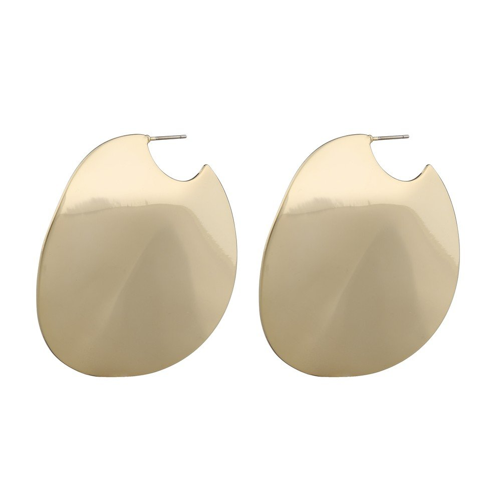 Phoebe Big Round Earring