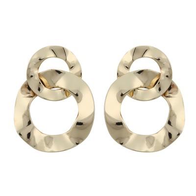 Phoebe Ring Pendant Earring