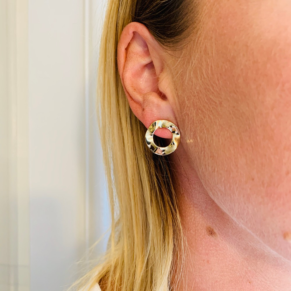 Phoebe Small Ring Earring