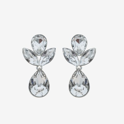 Noemi Big Drop Earring