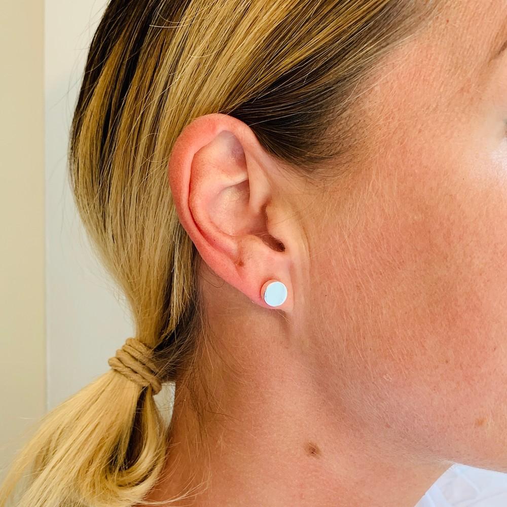Lennox Coin Earring