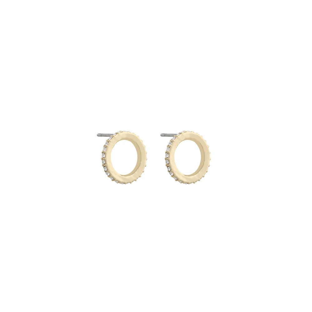 Mari Mini Round Earring