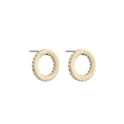 Mari Small Round Earring