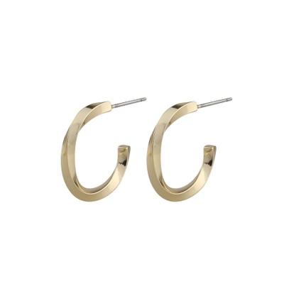 Saint Tropez Small Oval Earring