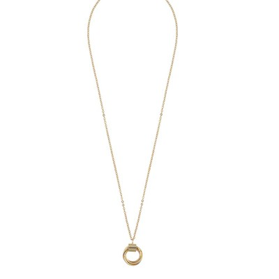 Saint Tropez Small Pendant Necklace