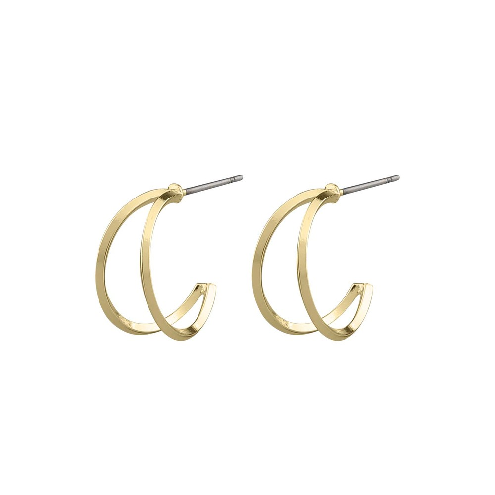 Saint Tropez Small Round Earring