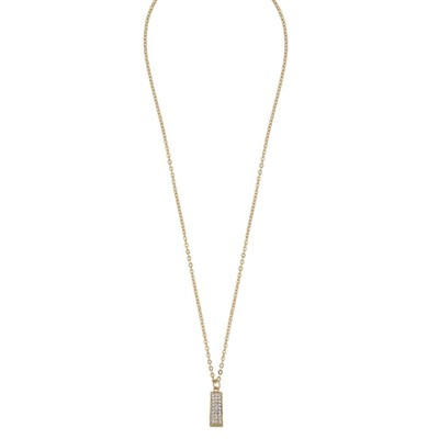 Saint Tropez Stone Pendant Necklace