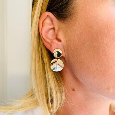 Phoebe Pendant Earring