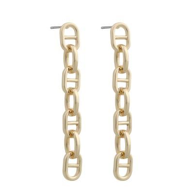 Nina Chain Earring