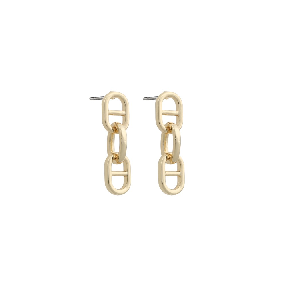 Nina Short Chain Earring