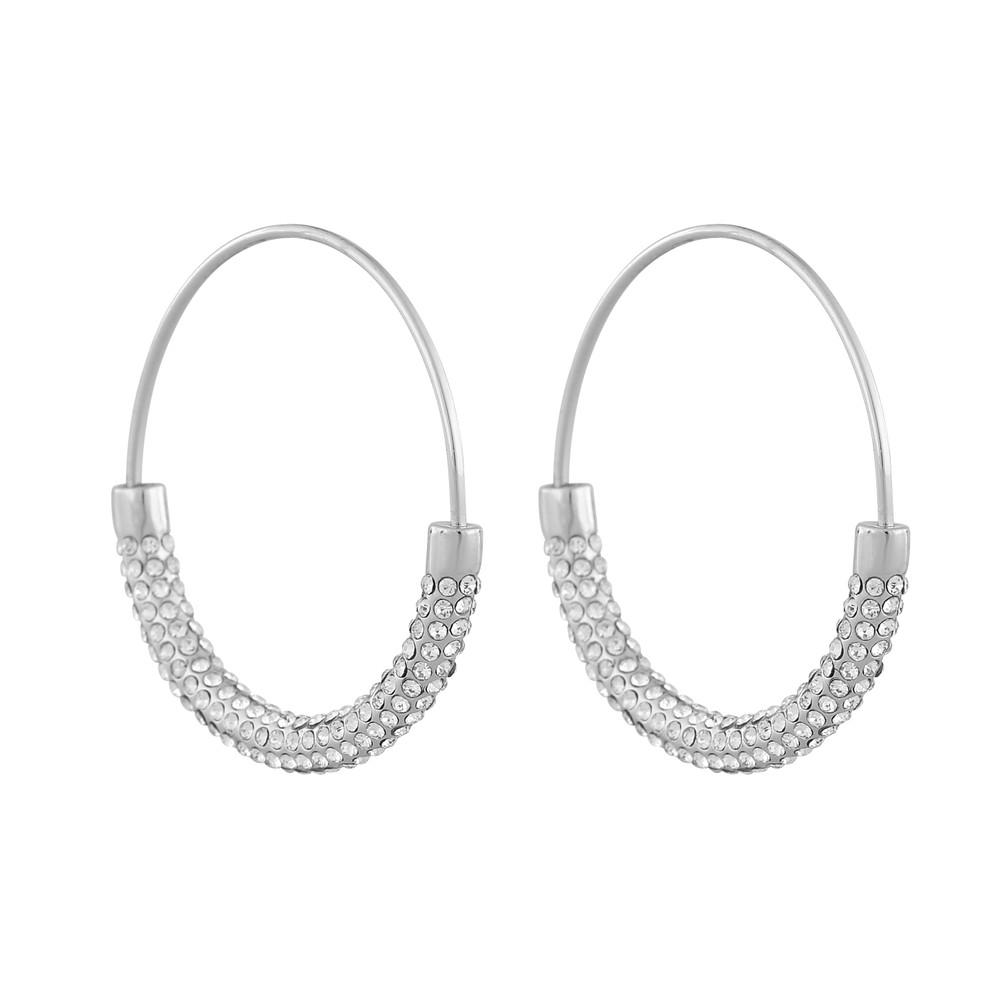 Anglais Big Ring Earring