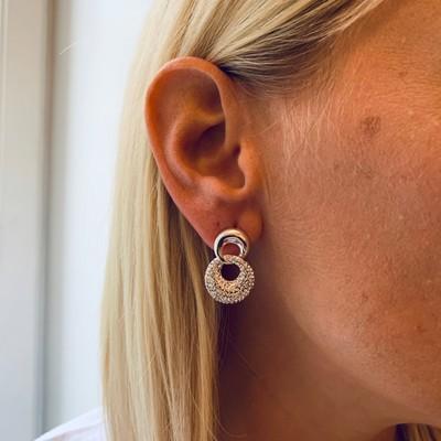 Anglais Short Earring