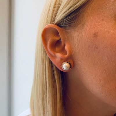 Celine Small Earring