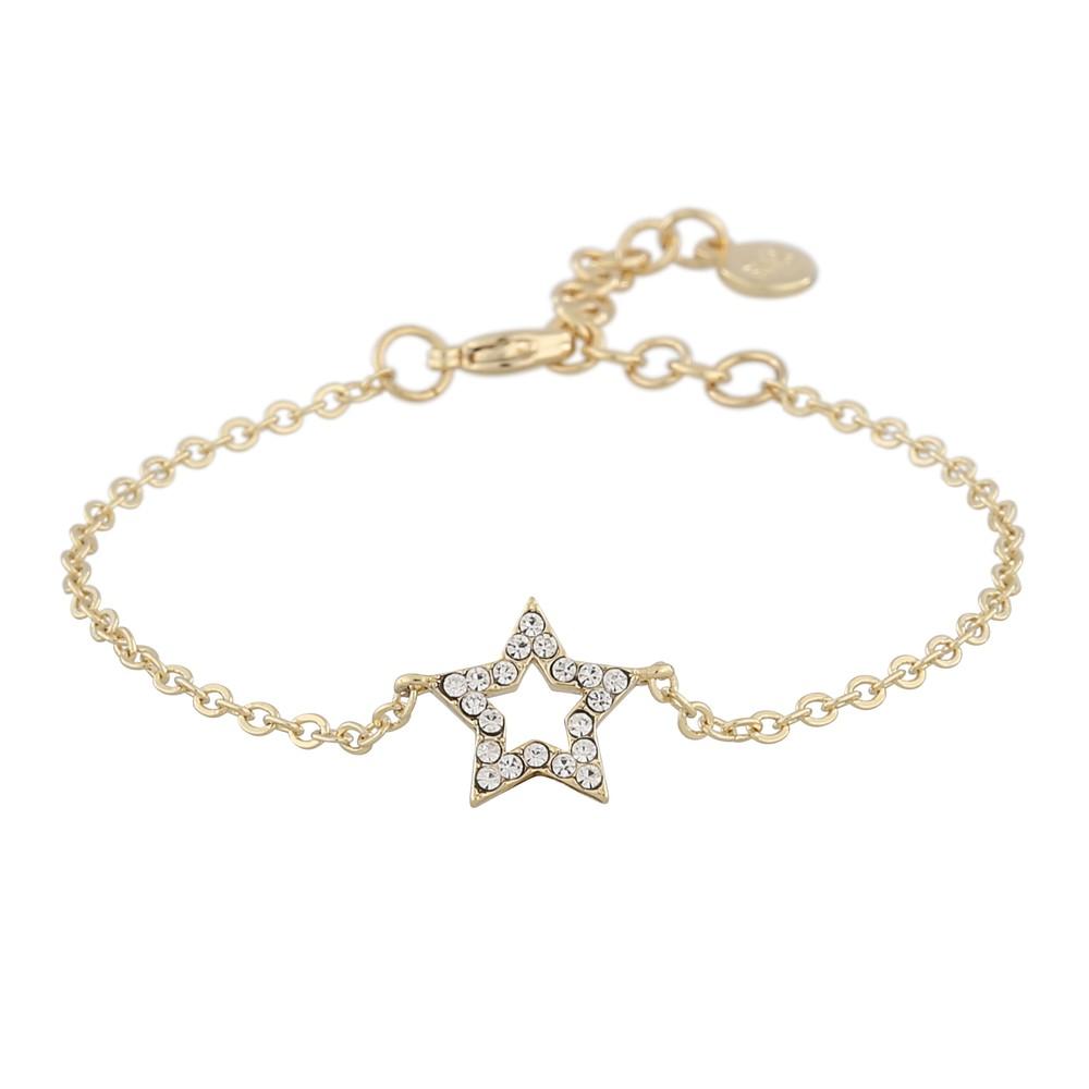 Feliz Chain Frame Bracelet
