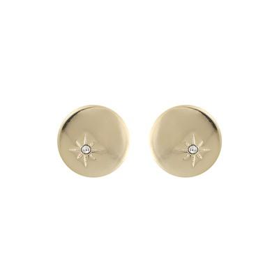 Feliz Small Coin Earring