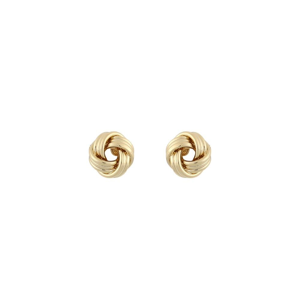 Knot Small Earring