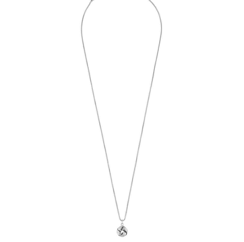 Knot Small Pendant Necklace