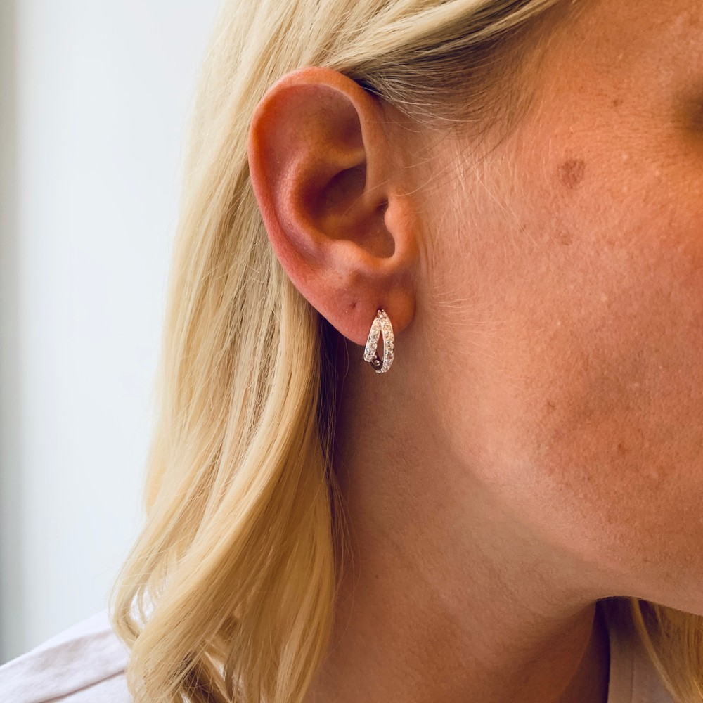 Lurie Oval Earring